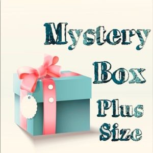 🆕Brand New with Tags Plus Size Mystery Box New